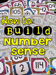 miss giraffe u0027s class building number sense in first grade