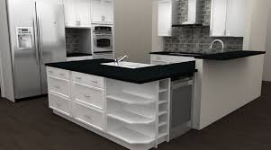 Ikea Black Kitchen Cabinets by Best Ikea Kitchen Remodel Contemporary Amazing Design Ideas