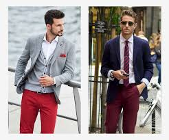 What Color Tie With Light Blue Shirt How To Rock Colorful Pants The Gentlemanual A Handbook For