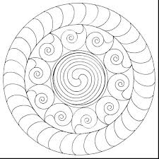 Impressive Inspiring Free Printable Mandalas To Color For Adults Free Easy To Print Coloring Pages