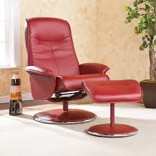 Oversized Recliner Furniture Exciting Living Room Furniture Design With Elegant Red