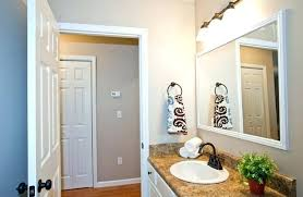 Frames For Bathroom Mirrors Lowes White Mirrors For Bathroom Homefield White Bathroom Mirrors White
