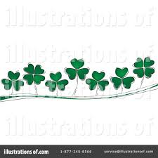 clovers clipart 32398 illustration by suzib 100