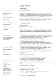 Legal Secretary Resume Samples by Legal Secretary Resume No Experience Namecry Cf