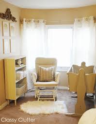 bedroom nook baby s mini nursery nook in our master bedroom classy clutter