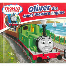 thomas friends oliver western engine thomas