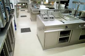 Commercial Kitchen Flooring Custom 20 Commercial Kitchen Epoxy Flooring Decorating Design Of