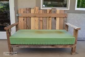 Wood Patio Furniture Plans Wood Pallet Patio Furniture Plans Recycled Things