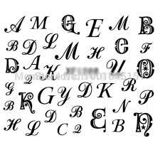 findfine 3d nail tattoo alphabet 3d art tattoo nail art water