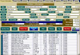 Pantry Inventory Spreadsheet 19 Best Restaurants Images On Pinterest Restaurant Design With