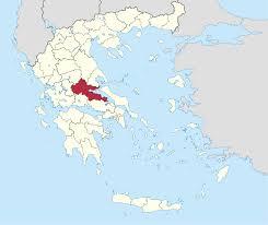 Greece On World Map Fthiotida U2013 Wikipedia