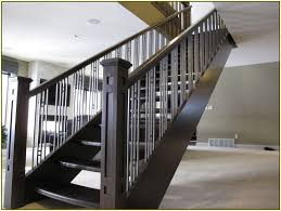 home depot stair railings interior stainless steel handrail specification stair railing design