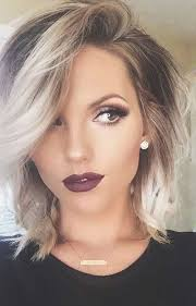 Blunt Cut Bob Hairstyle 482 Best Hair Long Short Or In Between Images On Pinterest