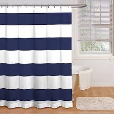 bathroom luxury white and blue shower curtain 913zh8t9lol sl1500