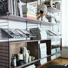 Wohnzimmer Regal Weis String Pocket Regal Kaufen Connox Shop