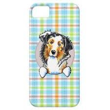 australian shepherd iphone 6 case western cowhide cross on tooled leather look print iphone 6 wallet