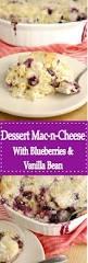 dessert macaroni and cheese baking sense