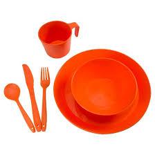ust packware dish set orange target