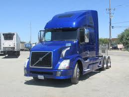 truck volvo 2014 used 2014 volvo 670 sleeper for sale in ca 1111