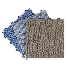 Carpeting For Basements by Interlocking Basement Carpet Tiles Made In Usa