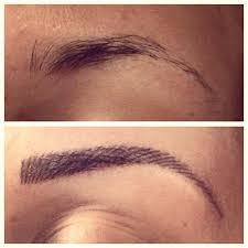 tattoo eyebrows lancashire not that good but it is ok looks better than some eyebrow tats i