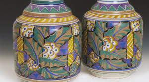 Poole Pottery Vase Patterns The Enduring Pull Of Poole Pottery Antique Collecting Magazine