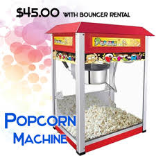 rent popcorn machine popcorn machine cotton candy machine sno cone maker party food