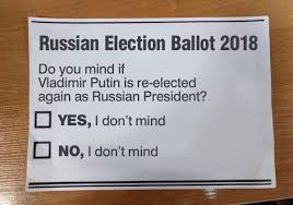 Help I Accidentally Build A Shelf Meme - russia the great patriotic re election of putin in 2018