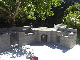 how to build a outdoor kitchen island unique how to build an outdoor kitchen plans 32 photos