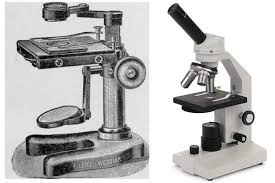 compound light microscope uses differences between simple and compound microscope