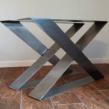 Table Legs Com This Contemporary Table Leg Design Is Simple Yet Very Modern