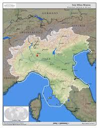Milano Italy Map by Sorella Carter Milano Italia