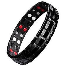 black magnetic bracelet stainless images Ebuty stainless steel magnetic therpay bracelet men jpg