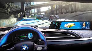bmw self driving car demonstration bmw i8 roadster 2018 bmw bmw self driving car demonstration bmw i8 roadster 2018 bmw autonomous connected car carjam tv hd