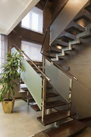 metal landing banister and railing 500 spectacular staircase ideas for 2018 glass railing modern