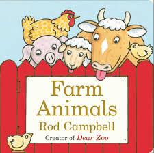 amazon com farm animals dear zoo u0026 friends 9781481449847 rod