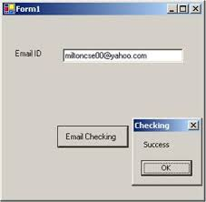 email validation pattern regex email id validation codeproject