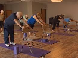 Armchair Aerobics For Elderly Senior Fitness Program 55 Studio Fitness Diva