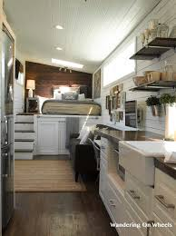the wandering on wheels a popular tiny house currently available