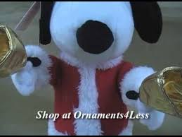 2011 bell ringer snoopy shop at ornaments4less