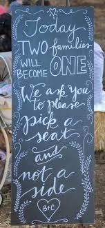 wedding seating signs mer enn 25 bra ideer om wedding seating signs på