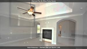 clairmont plan by wilson parker homes southwind village evans ga