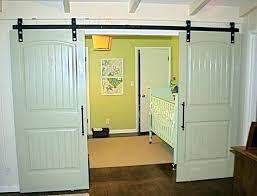 barn door style kitchen cabinets barn door style doors invilla info