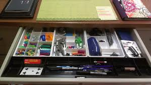 Organizing Desk Drawers Everybody Is A Genius Organization
