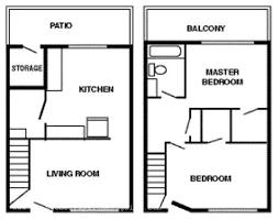 2 bedroom duplex floor plans 2 bedroom duplex floor plans photos and video wylielauderhouse com