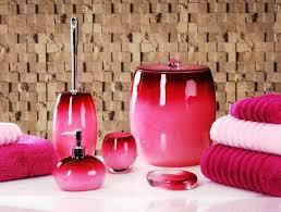 girls bathroom accessories pink bath accessories for teen girls
