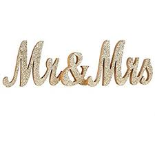 mr and mrs sign for wedding mr and mrs sign wedding sweetheart table decorations