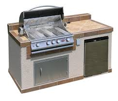 cal flame 4 burner built in natural gas grill with cabinet wayfair