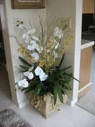 flower arrangements home decor artificial floral arrangements and artificial plant artificial