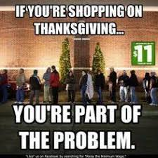 Black Friday Shopping Meme - black friday starts on friday bunow bloomsburg